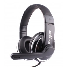 X7-BK 3.5mm Headset